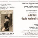 Ada Sari – życie, kariera i sława