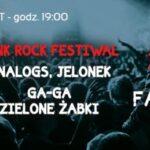 [Krynica – Zdrój]: Punk Rock Festiwal