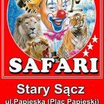 [Stary Sącz]: Cyrk Safari