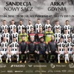 MKS Sandecja vs ARKA Gdynia