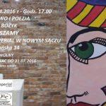 Malarstwo i poezja  – Alina Bożyk