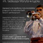 [Łącko]: Nabór do Orkiestry Dętej im. Tadeusza Moryto