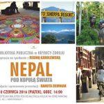 [Krynica-Zdrój]: Klub Podróżnika – Nepal Pod Kopułą Świata