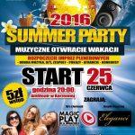 [Korzenna]: Summer party