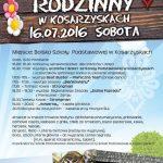 [Piwniczna]: Festyn rodzinny w Kosarzyskach