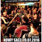 Gypsy Ska Orquesta w Słowiku
