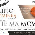 Kino ze szminką – Nie ma mowy!