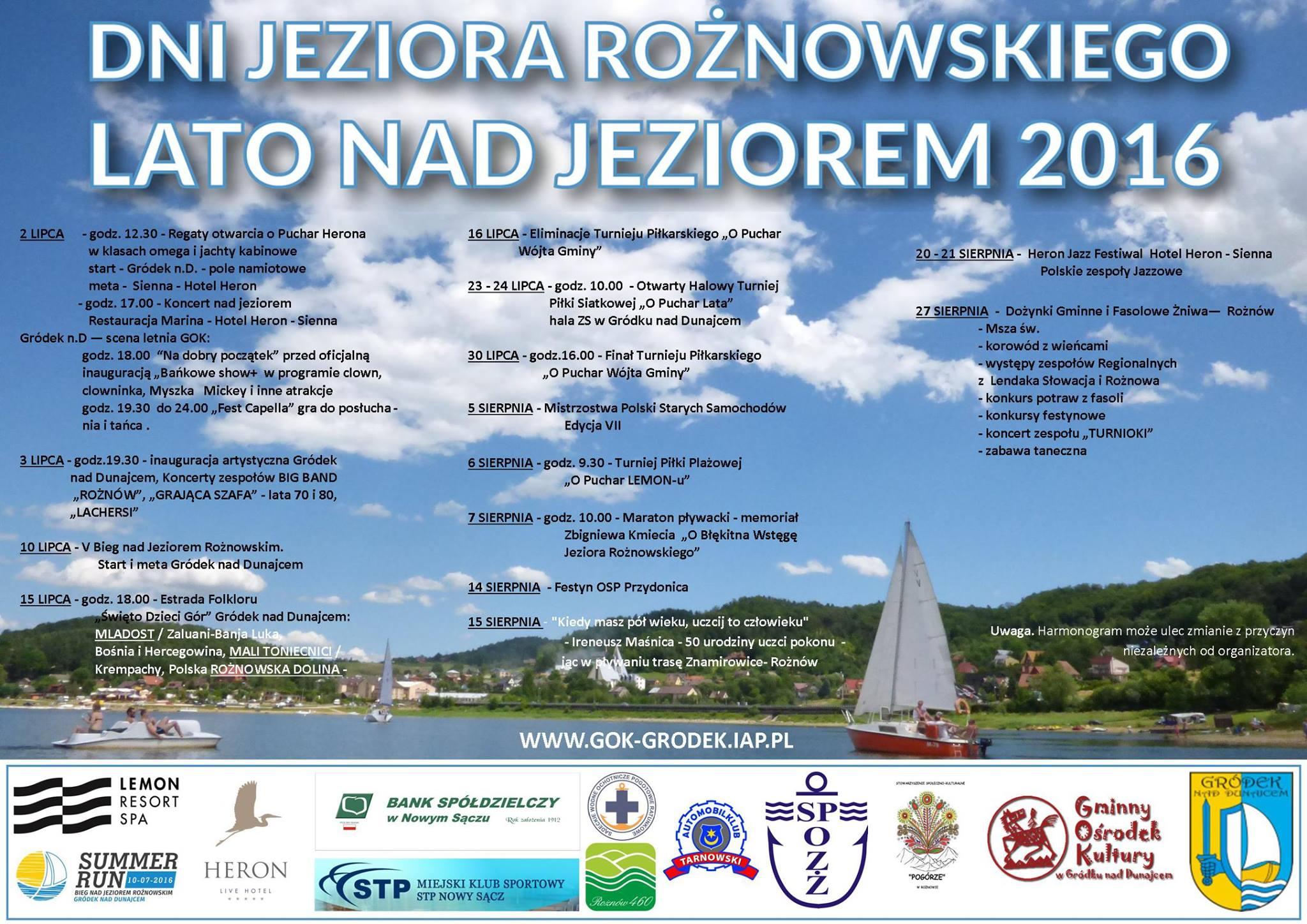 Dni Jeziora Rożnowskiego