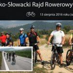 """[Muszyna]: V Kameralny Polsko – Słowacki Rajd Rowerowy """"Pętla Popradu"""""""