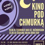 [Tęgoborze/Łososina Dolna]:   Kino Pod Chmurką