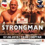 [Krynica-Zdrój]: Mistrzostwa Europy Strongman