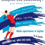 [Łącko]: Sportowo – rekreacyjne zajęcia dla dziewcząt