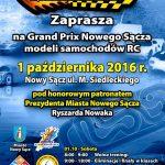 Grand Prix Nowego Sącza samochodów RC