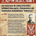 """[Stańkowa]: Tadeusz Biedroń """"Kmicic"""""""