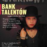 Bank Talentów – zajęcia wokalno – teatralne