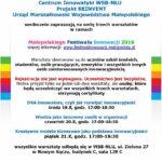 Małopolski Festiwal Innowacji 2016 – bezpłatne warsztaty w WSB NLU