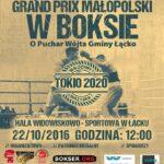[Łącko]: Międzynarodowe Grand Prix Małopolskie w Boksie