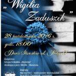 [Muszyna]: Wigilia Zaduszek