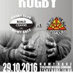 Mecz Rugby I Liga