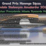 Grand Prix Nowego Sącza w Tenisie Stołowym Amatorów