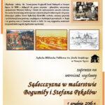 Sądecczyzna w malarstwie Bogumiły i Stefana Pękałów