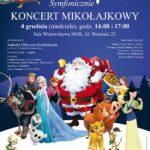 Symfoniczny Koncert Mikołajkowy