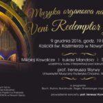 Adwentowy koncert w Kazimierzu