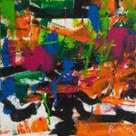 Żywioł abstrakcji – Ryszard Miłek