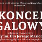 Koncert Galowy i wręczenie Nagrody im. Dra Jerzego Masiora 2016