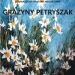 [Krynica – Zdrój]: Grażyna Petryszak – malarstwo