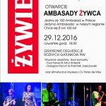 Otwarcie Ambasady Żywca w Bohemie