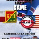 [Krynica – Zdrój]: Sylwester z międzynarodowym hokejem