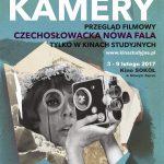 Buntownicy kamery – Przegląd Filmowy Czechosłowacka Nowa Fala