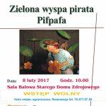 [Krynica – Zdrój]: Zielona wyspa pirata Pifpafa