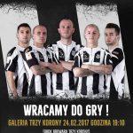 Prezentacja drużyny MKS Sandecja Nowy Sącz przed rundą wiosenną