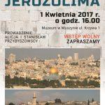 [Muszyna]: Dookoła świata – Jerozolima