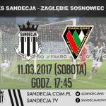MKS Sandecja Nowy Sącz vs Zagłębie Sosnowiec