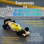 [Świniarsko]: II Grand Prix Gminy Chełmiec modeli samochodów zdalnie sterowanych z napędem elektrycznym.