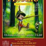 Pinokio – spektakl dla Dzieci