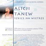 [Stary Sącz]: Alicja Tanew – Szkice na wietrze