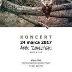 Koncert w Winusie – Arek Zawiliński