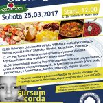 International Cooking Day – studenci dla Kacperka Matusika