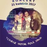Tomasz Wolak Rock Band w Winusie