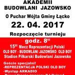 [Jazowsko]: Turniej Piłkarski Akademii Budowlani Jazowsko