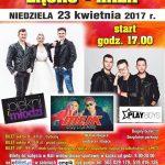 Weekend 21 – 23 kwietnia 2017 r.