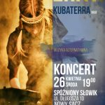 Koncert w Słowiku – Erith / Kubaterra