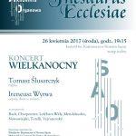 Thesaurus Ecclesiae Koncert Wielkanocny