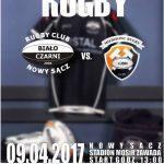 Rugby Club Biało – Czarni vs Miedziowi Rugby Lubin