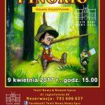Weekend z Teatrem Nowym – Pinokio