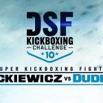 DSF Kickboxing Challenge 10 – karta walk